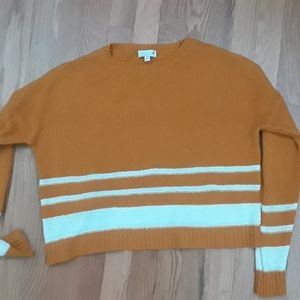 SO cropped sweater